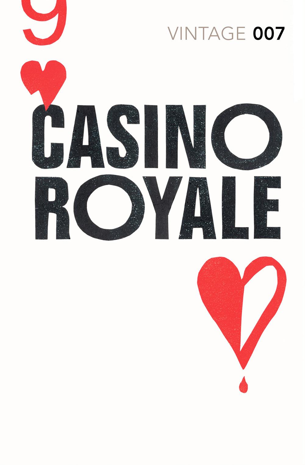casino royale book
