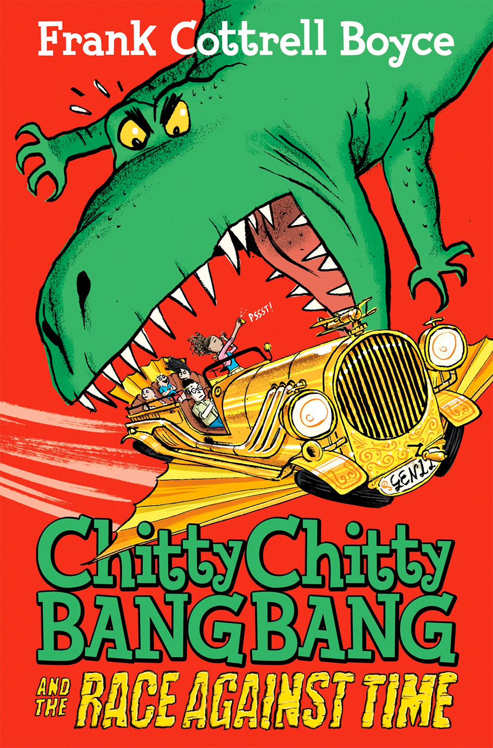 Chitty Chitty Bang Bang And The Race Against Time Ian