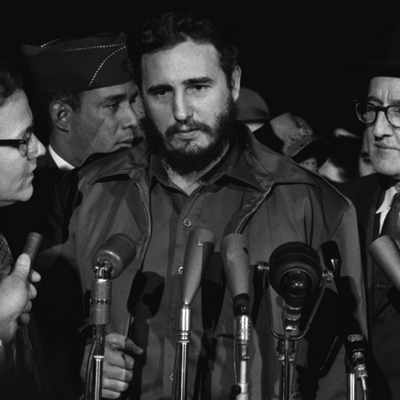 Fidel Castro, 1959