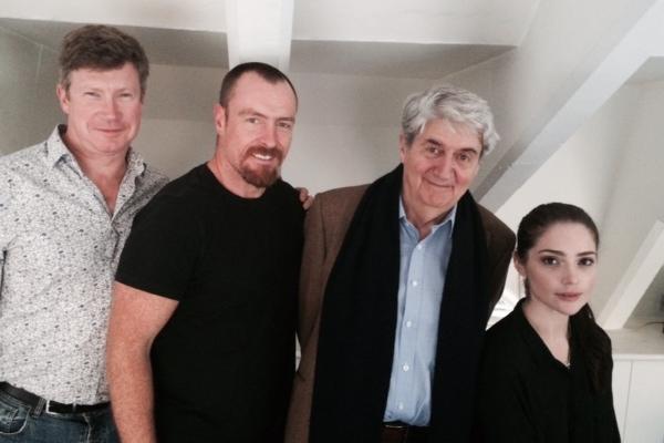 Thunderball: Simon De Deney, Toby Stephens, Tom Conti, Janet Montgomery