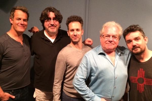 Thunderball: Josh Stamberg, Alfred Molina, Matthew Wolf, Alan Shearman, Darren Richardson