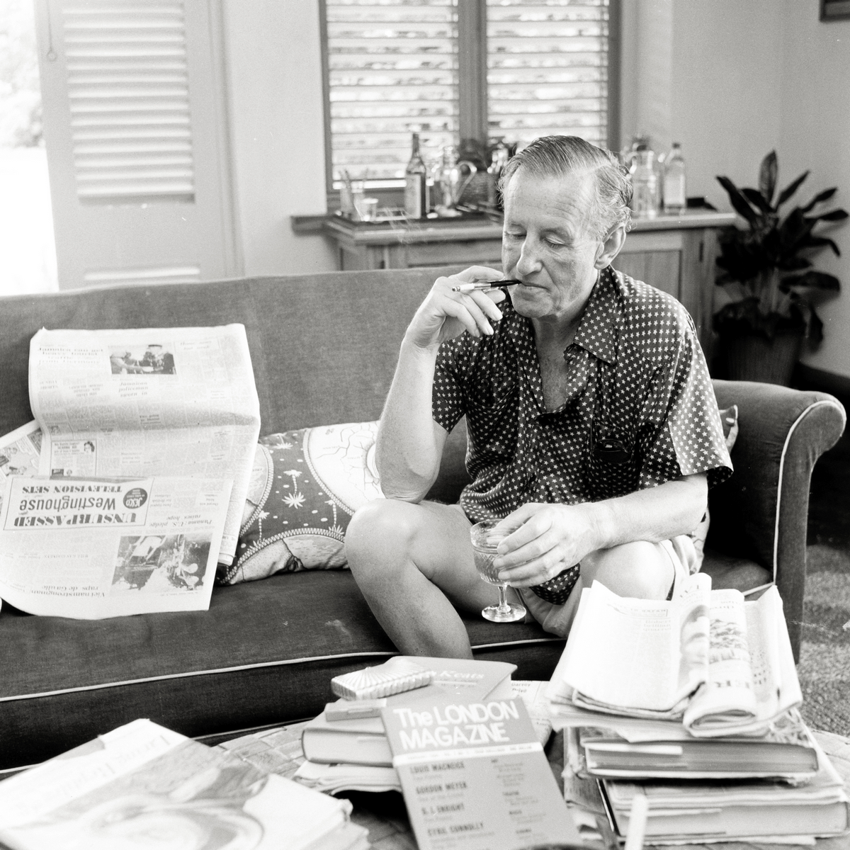 Ian Fleming: Book Collector