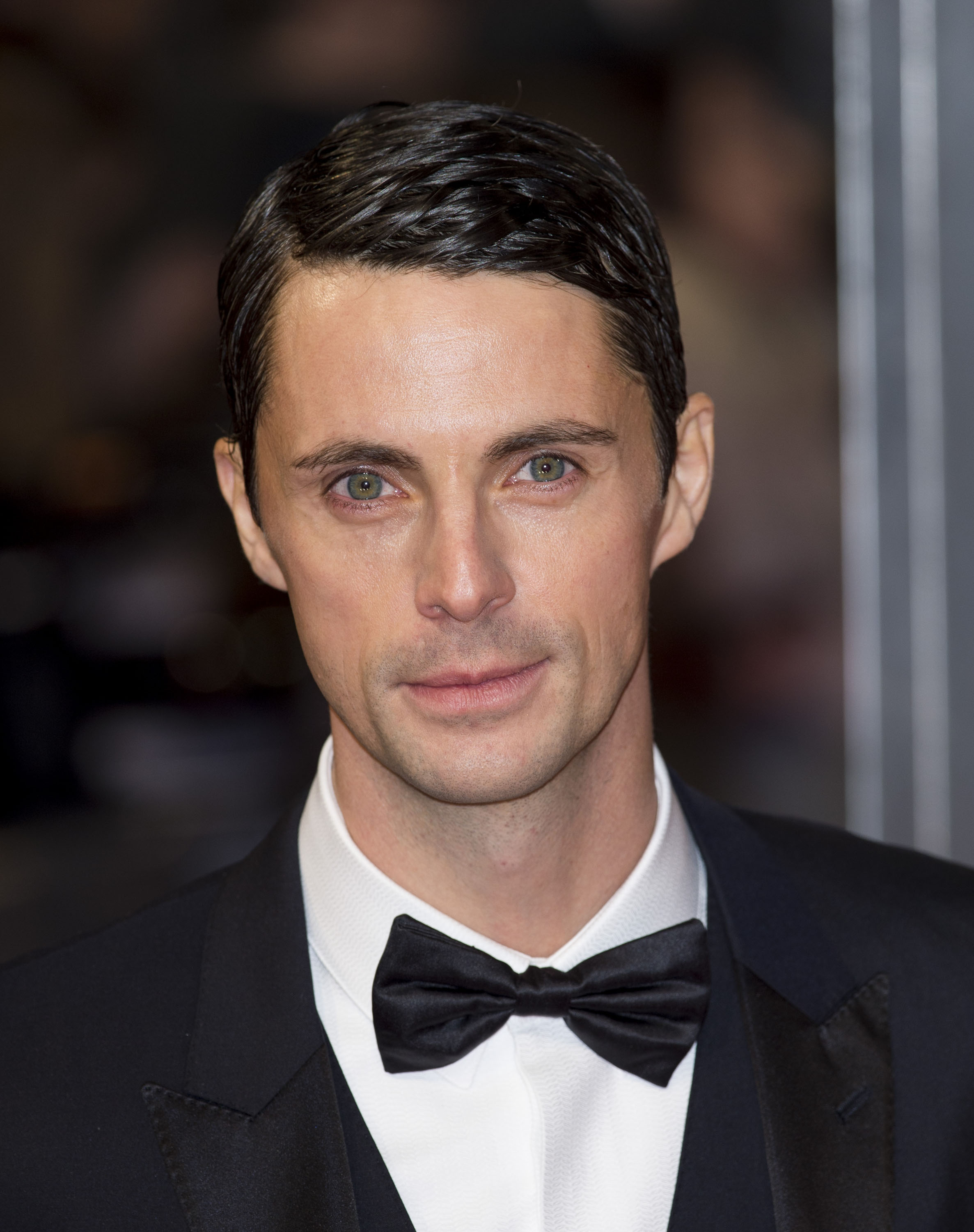 LONDON, ENGLAND - FEBRUARY 08: Matthew Goode attends the EE British Academy Film Awards at The Royal Opera House on February 8, 2015 in London, England. (Photo by Mark Cuthbert/UK Press via Getty Images)