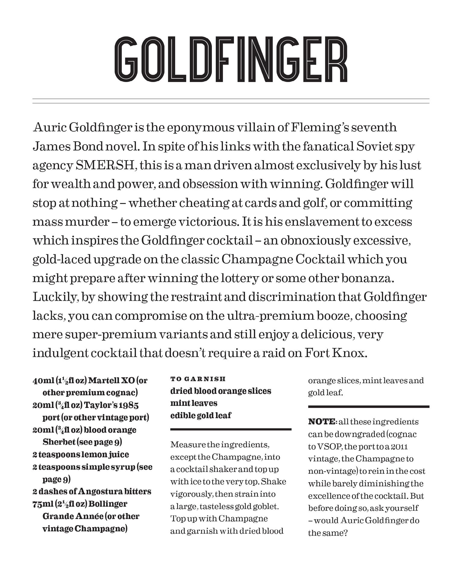 recipecardsgoldfinger