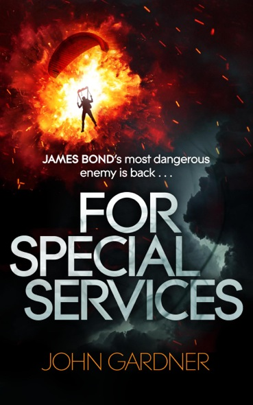 For Special Services new cover